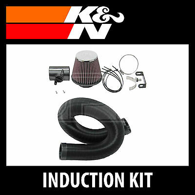 K&N 57i Performance Air Induction Kit 57-0649 - K and N High Flow Original Part