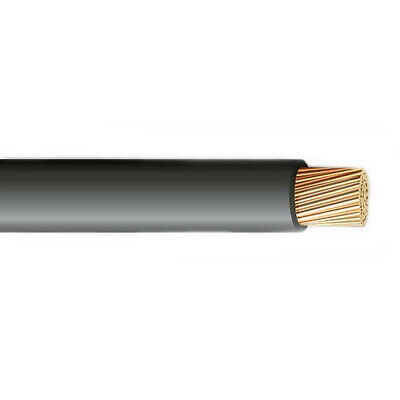 500' 4 AWG XHHW Copper Building Wire XLPE insulation Cable USA Made