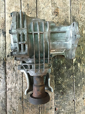 Volvo XC60 XC70 D5244T10 Winkelgetriebe Getriebe Differential P31280844 55000KM