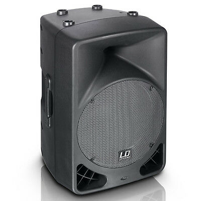 LD Systems 1000Watt Powered Speaker Oxid15A German Made Active 15-Inch PA DJ ...