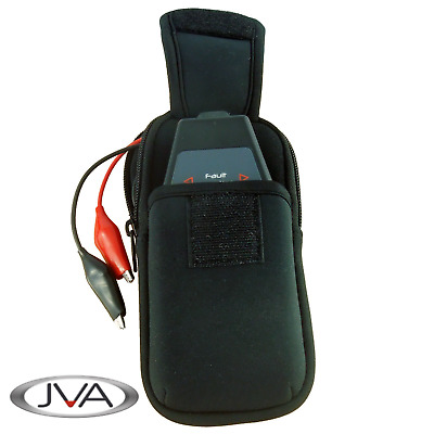 Soft Carry Pouch and Short-Out Leads for JVA Fault Finder