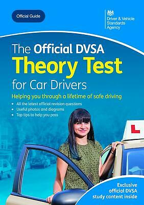 The Official DVSA Theory Test for Car Drivers Book 2018 - Most Recent Edition