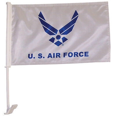 US Air Force Car Flag Durable Double Sided USAF Military Banner Patriotic Gift