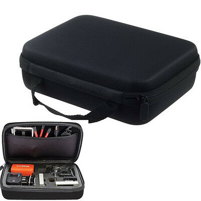 Gopro Medium Travel Carry Storage Pouch Bag Kit Tool Case for GoPro HERO 3 2 1