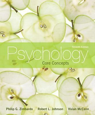 Psychology: Core Concepts (7th Edition) Digital Textbook