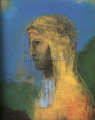 Odilon Redon 17 Artist Painting Reproduction Handmade Oil Canvas Repro Art Deco
