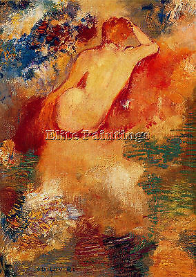 Odilon Redon Cawvid03 Artist Painting Reproduction Handmade Oil Canvas Repro
