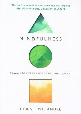 Mindfulness: 25 Ways to Live in the Moment Through Art by Christophe Andre NEW