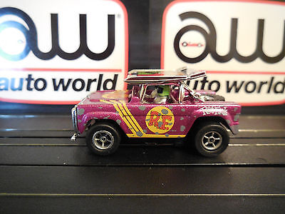 AUTO WORLD ~ FORD BAJA BRONCO ~ NEW IN JEWEL CASE ~ALSO FITS AFX, AW, JL