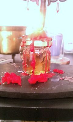 Strong Honey Jar Hoodoo Spell, Handworked for Love, Sex