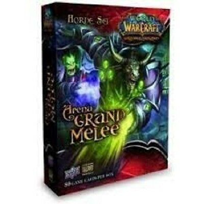 World Of Warcraft Wow Grand Melee Horde Set Closeout Price!