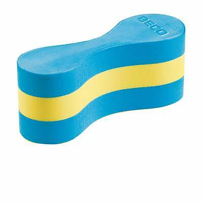 BECO Pull Buoy Small - Blue/Yellow - for Junior Swimmers