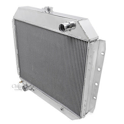 1966-79 Ford F-Series Pickup Truck & 1978-79 Bronco DR Champion Radiator