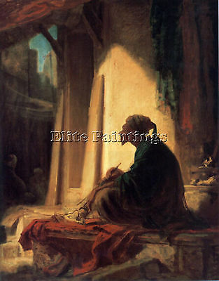 Orientale Im Bazar Artist Painting Reproduction Handmade Oil Canvas Repro Art