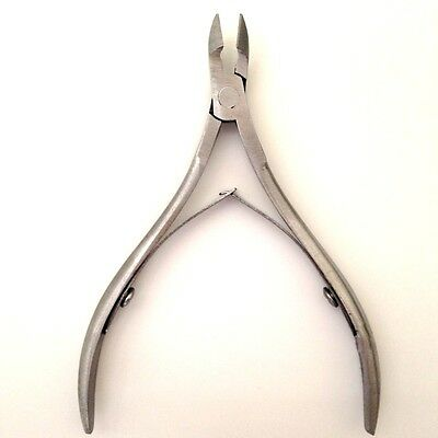 Uk Seller New Strong Nail Clippers Cutters Steel Tough Hard Toe Nails Sharp