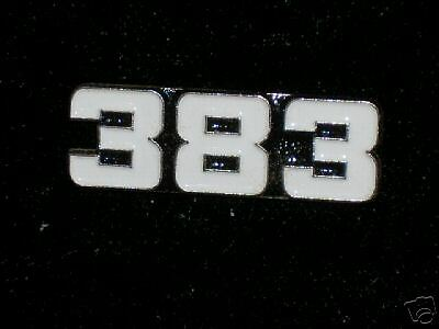 383  engine - hatpin, hat pin , tie tac k, lapel pin  ( whitecolor ) GIFT BOXED