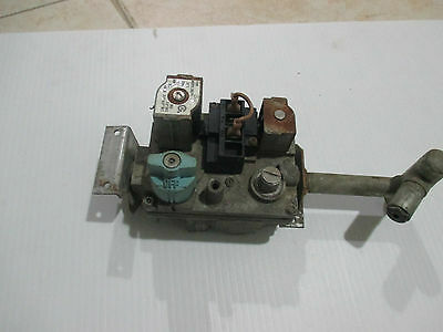 Used  ADC Dryer 24V Gas Valve 128927