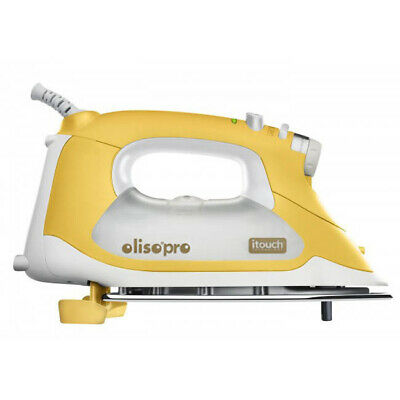 Oliso Smart Iron Pro1 Great for Quilting1 Sewing and other projects New  Ironing