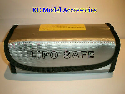 Lipo Safe Charging Bag Safety Fireproof Charging Sack.