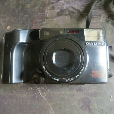 Olympus , Appareil Photo , Auto Focus , 38- 70 Mm , Multi Zoom Lens