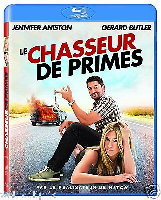 Le Chasseur de primes Jennifer Aniston   BLU RAY NEUF SOUS CELLOPHANE