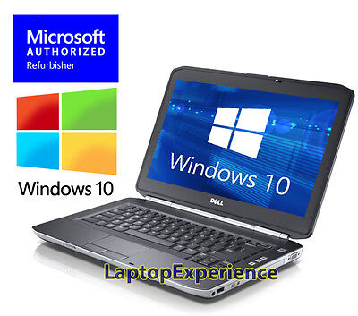 DELL LAPTOP LATITUDE E5420 i5 2.50ghz 4GB 250GB HD DVD WINDOWS 10 WiFi HDMI PC