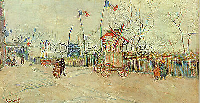 Van Gogh 6 Artist Painting Reproduction Handmade Oil Canvas Repro Wall Art Deco