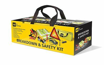 AA Car Emergency Breakdown and Safety Kit