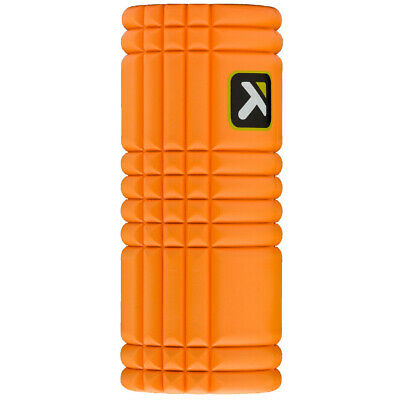 Trigger Point GRID Foam Roller for Fitness Physio Pilates Yoga Gym - Orange NEW