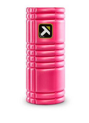 Trigger Point GRID Foam Roller for Fitness Physio Pilates Yoga Gym -Pink NEW