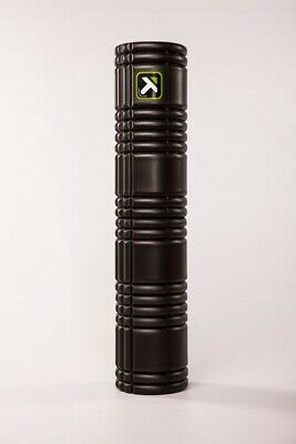 Trigger Point GRID 2.0 LONG Foam Roller Fitness Physio Yoga Gym-Black