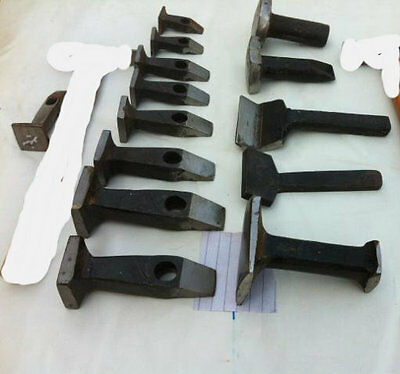 Planishing Panel Beating sheet Hammers, Car Body repair kit Tools x14 pieces