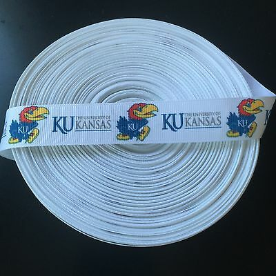 Kansas University Jayhawks Licensed NCAA Ribbons /& Mini Pennants