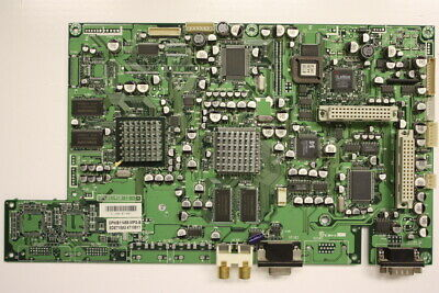 "Maxent 58/"" MX-58HPT51 P58H10NJA YPWB11592SMPP Main Video Board Motherboard Unit"