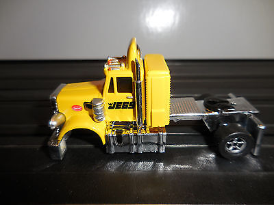 Auto World ~ PETERBILT JEGS CAB ~Add Your Own Chassis ~ FITS AFX, AW, JL