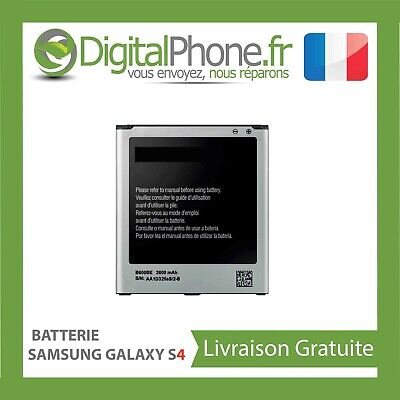 BATTERIE SAMSUNG GALAXY S4-I9500/I9505 3030mAh TOP QUALITE