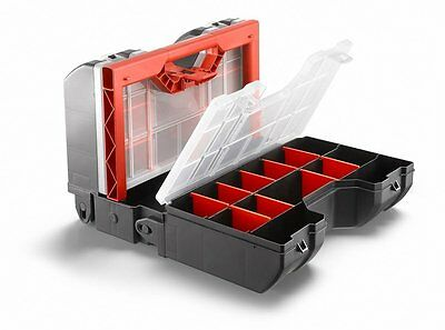 Facom Tools Compartment Storage Bin Parts Case Toolbox  426 X 316 X 234Mm