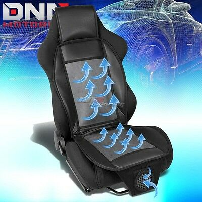Air Breathing Cooling Air/wind Car Seat Cover/cushion/sit Pad+12-Volt Motor Fan