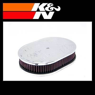 K&N 66-1570 Air Filter Assembly - Custom Assembly - K and N High Flow Assembly