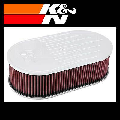 K&N 66-1480 Air Filter Assembly - Custom Assembly - K and N High Flow Assembly