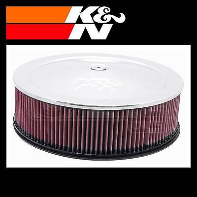 K&N 60-1235 Custom Assembly - K and N High Flow Assembly