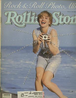 ROLLING STONE MAGAZINE SEPTEMBER 1989 #561 SPECIAL ISSUE ROCK & ROCK PHOTO ALBUM
