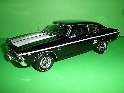 PARTS PLUS 1969 CHEVROLET CHEVELLE SS 396 1:25th SCALE 2009 FIRST GEAR 48-0201 B