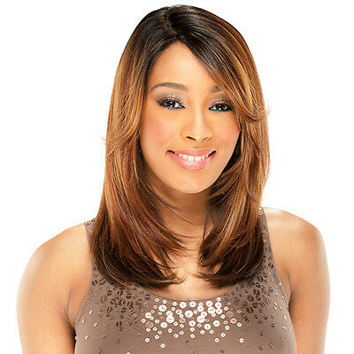 Shake-N-Go Freetress Equal  Synthetic Invisible Part Lace Front Wigs  - Bailey