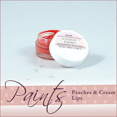 ~PrE MiXeD PeAcHeS & CrEaM LiPs PaiNt FoR ReBoRniNg~