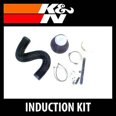 K&N 57i Performance Air Induction Kit 57-0210-1 - K and N High Flow Part