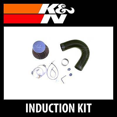 K&N 57i Performance Air Induction Kit 57-0226 - K and N High Flow Original Part