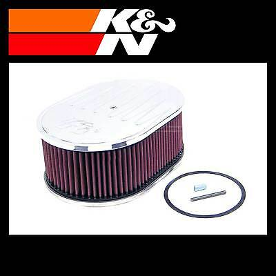 K&N 66-1540 Air Filter Assembly - Custom Assembly - K and N High Flow Assembly