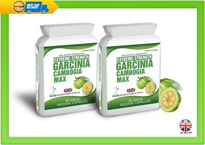 180 Garcinia Cambogia Pure Detox Max Capsules HCA Free Weight Loss Dieting Tips