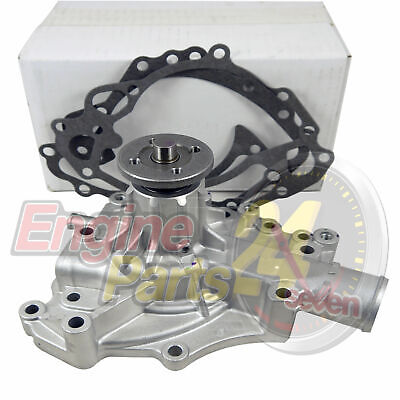 Ford 302 351 Cleveland Water Pump Alloy Nason Gmb Fp1417A W809A